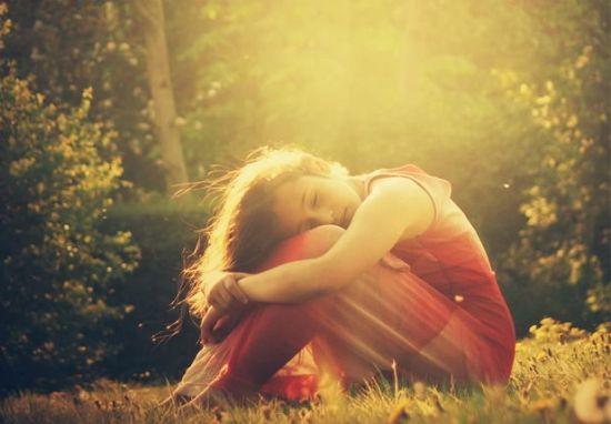 تنهایی دخترانه