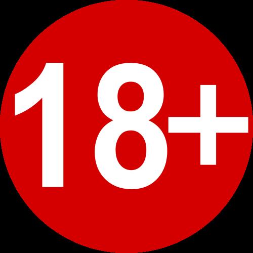 فقط مثبت 18